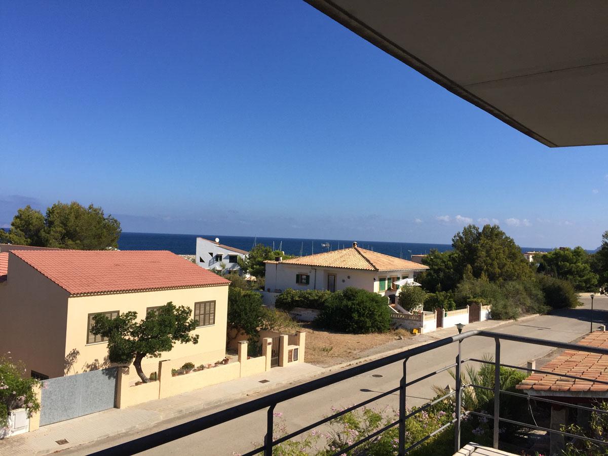 Schöne moderne Villa mit Pool und Meerblick in Artà - Bahía de Alcudia -