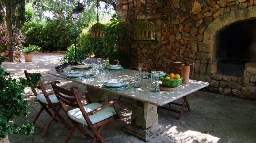 Historic rustic finca with pool in Algaida, Mallorca