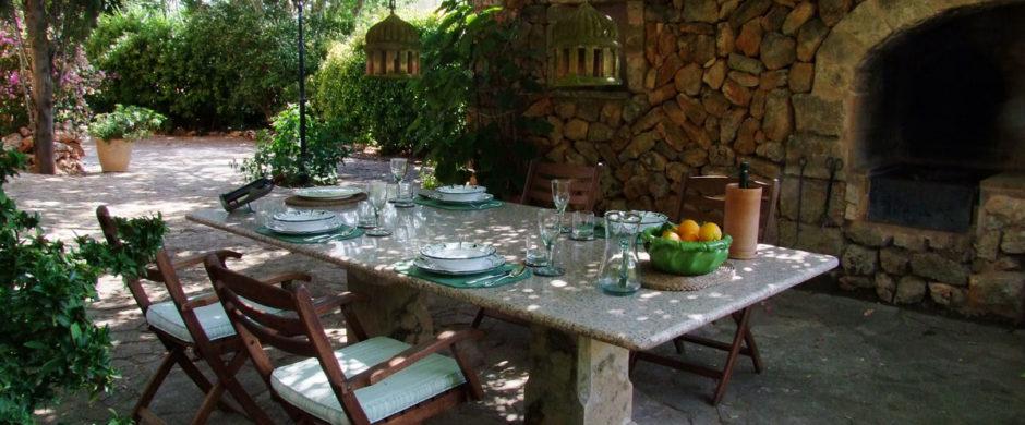 Traumhaftes historisches Anwesen mit Gästehaus in Algaida – EXKLUSIV