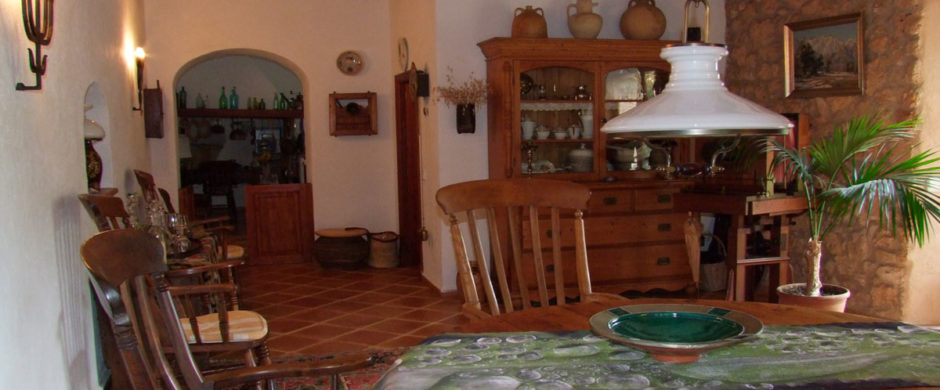 Fantastic historic property with guest house in Algaida – EXCLUSIVE