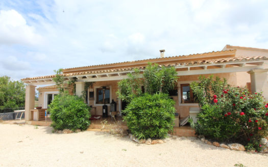 Finca en Es Trenc con dehesa cerca al mar Mallorca