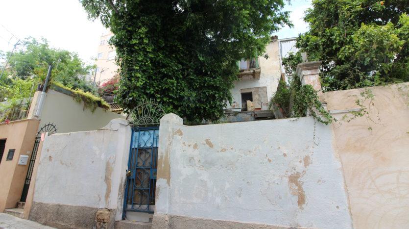 Haus zum Reformieren in El Terreno Palma mit Meerblick