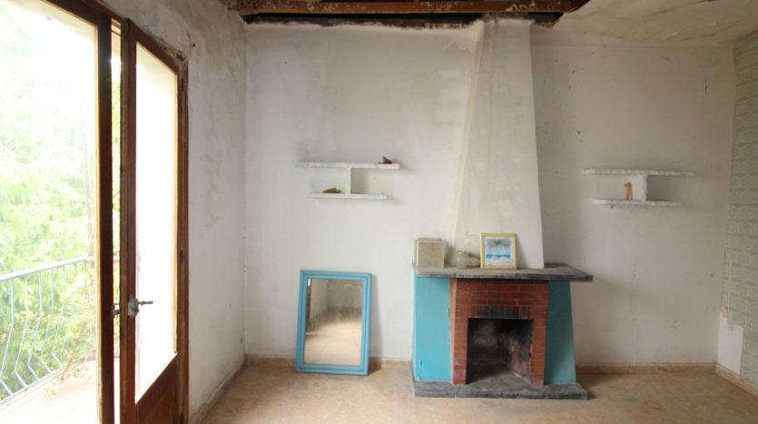 House to reform in El Terreno Palma with sea views