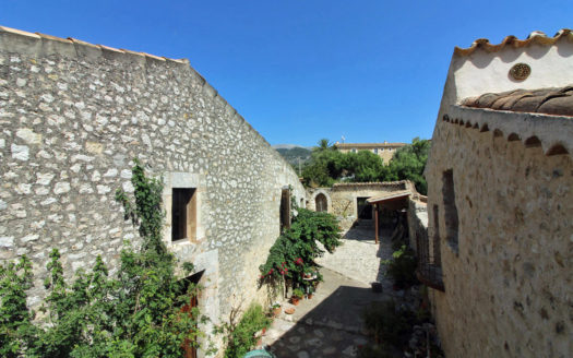 Casa histórica en Selva Mallorca