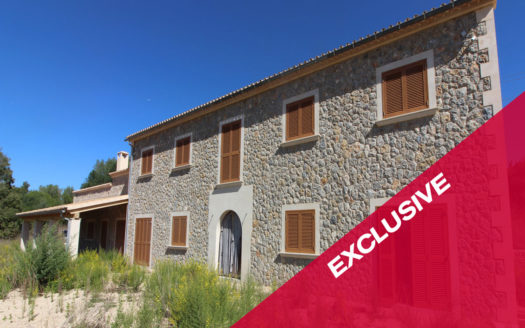 Rustikale Luxus-Finca in Algaida, Mallorca