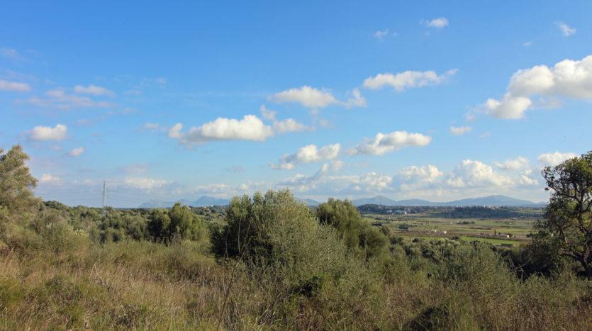 plot nearby Muro Majorca