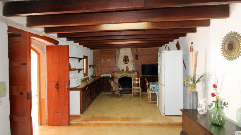 Finca rústica para reformar en San Juan Mallorca