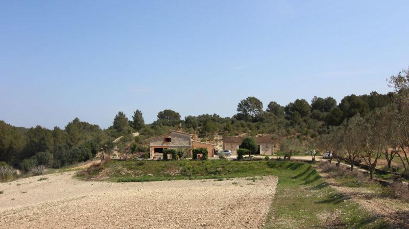 Rustikale Finca zum Reformieren in San Juan Mallorca