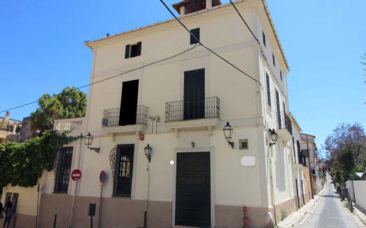 Casa señorial El Terreno Palma de Mallorca con vistas