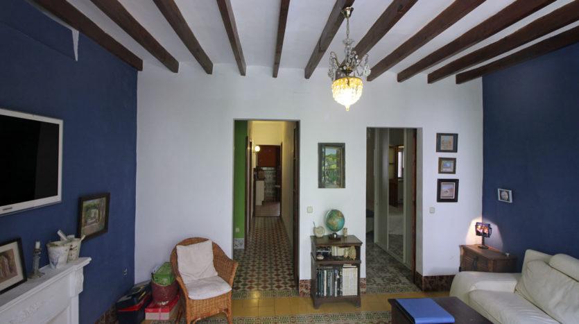 Piso antiguo en venta Santa Catalina Palma de Mallorca