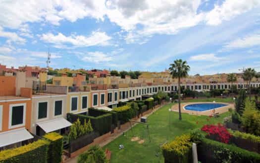 Casa adosada para alquilar en Con Xigala, Palma de Mallorca