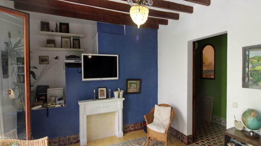 Antike Wohnung in Santa Catalina Palma de Mallorca zum Kauf
