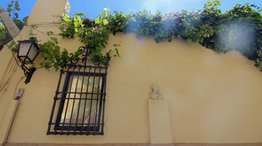 manor house in El Terreno Palma de Mallorca