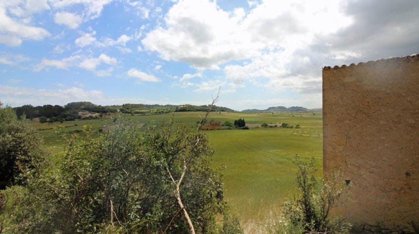 Baugrundstück zwischen Montuiri und Lloret Gemeinde Sant Joan Mallorca