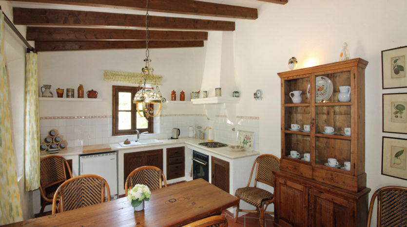 Finca with holiday rental license nearby Pollensa Majorca