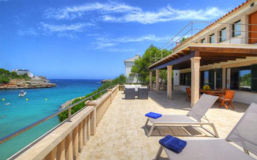 Villa am Strand in Portocolom Mallorca