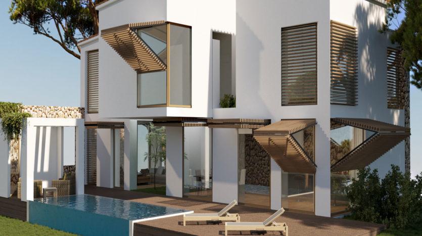 Solar con proyecto en Petra Mallorca