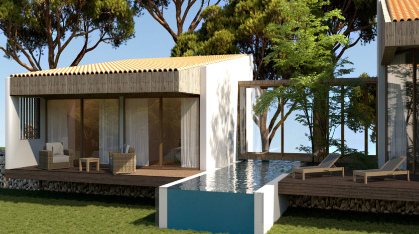 Plot with project in Petra Majorca