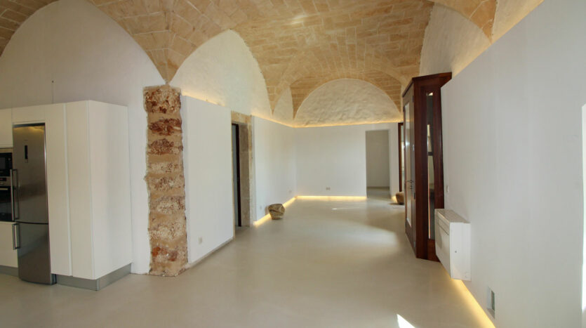 For rent reformed mill with pool in Campos Mallorca