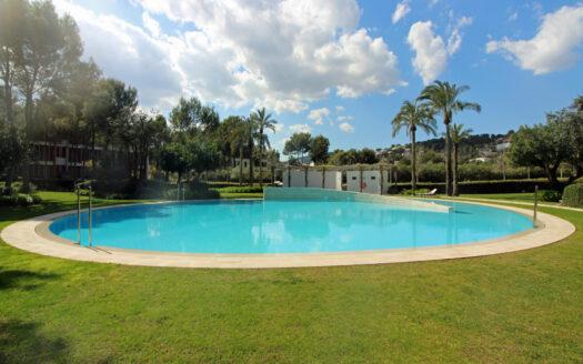 Bendinat penthouse Mallorca