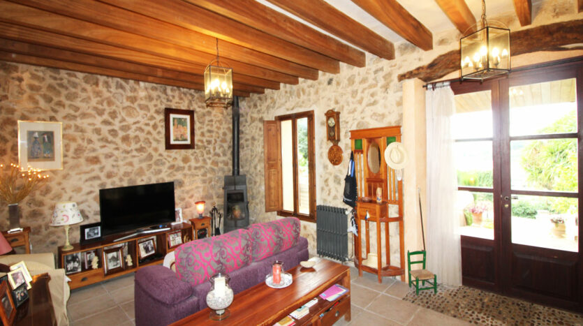 Finca in Bunyola Majorca with nice views
