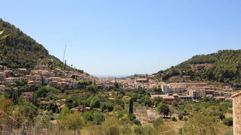 Finca Bunyola Tramontana Mallorca venta