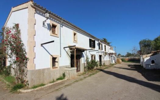 Rustic finca in Binissalem Majorca to reform